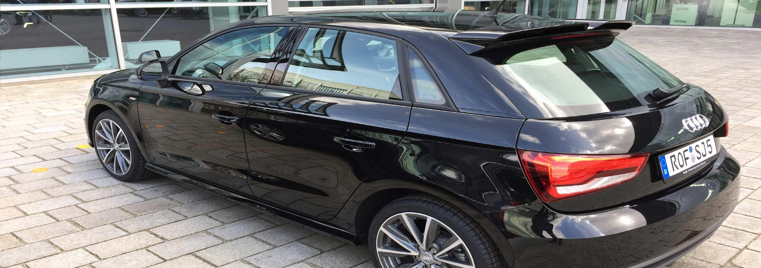 AUDI A1 TFSI Sportback